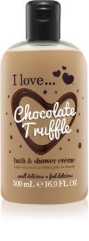 I love... Chocolate Truffle