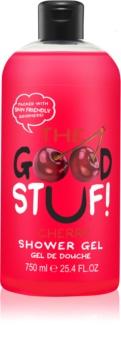 I love... The Good Stuff Cherry Shower Gel