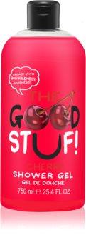 I love... The Good Stuff Cherry гель для душу