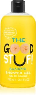 I love... The Good Stuff Banana gel de dus