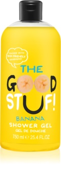 I love... The Good Stuff Banana Shower Gel