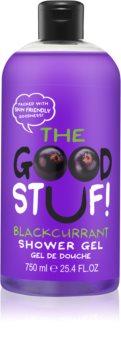 I love... The Good Stuff Blackcurrant gel de dus