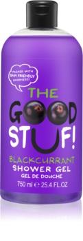 I love... The Good Stuff Blackcurrant Shower Gel