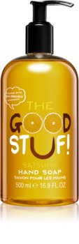 I love... The Good Stuff Satsuma sapone detergente liquido mani
