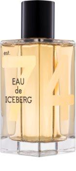 Iceberg Eau de Iceberg 74 Oud eau de toilette per uomo 100 ml