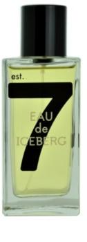 Iceberg Eau de 74 Pour Homme Eau de Toilette für Herren 100 ml