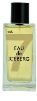 Iceberg Eau de 74 Pour Femme Eau de Toilette für Damen 100 ml