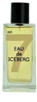 Iceberg Eau de 74 Pour Femme woda toaletowa dla kobiet 100 ml