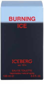 Iceberg Burning Ice toaletná voda pre mužov 100 ml