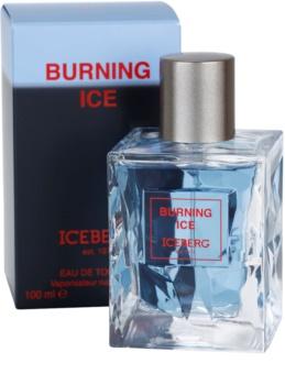 Iceberg Burning Ice Eau de Toilette für Herren 100 ml