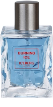 Iceberg Burning Ice eau de toilette pentru barbati 100 ml