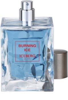 Iceberg Burning Ice eau de toilette férfiaknak 100 ml