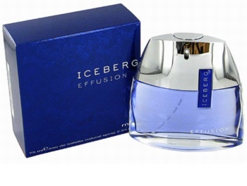 Iceberg Effusion Man Eau de Toilette para homens 75 ml