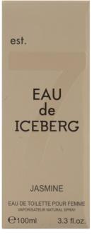 Iceberg Eau de Iceberg Jasmine eau de toilette pentru femei 100 ml