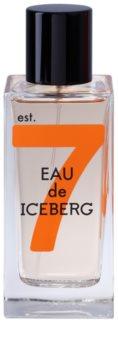 Iceberg Eau de Iceberg Sensual Musk Eau de Toilette voor Vrouwen  100 ml