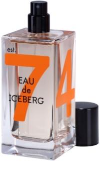 Iceberg Eau de Iceberg Sensual Musk toaletna voda za ženske 100 ml