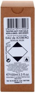 Iceberg Eau de Iceberg Sensual Musk woda toaletowa tester dla kobiet 100 ml