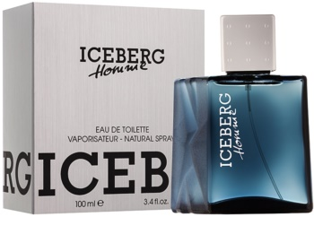 Iceberg Homme Eau de Toilette para homens 100 ml
