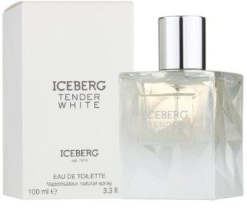 Iceberg Tender White toaletní voda pro ženy 100 ml