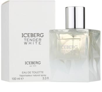 Iceberg Tender White woda toaletowa dla kobiet 100 ml