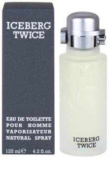 Iceberg Twice pour Homme Eau de Toilette Herren 125 ml
