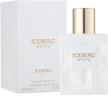 Iceberg White toaletní voda pro ženy 100 ml