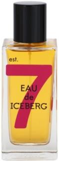 Iceberg Eau de Iceberg Wild Rose toaletní voda pro ženy 100 ml