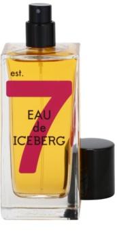 Iceberg Eau de Wild Rose Eau de Toilette für Damen 100 ml