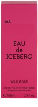 Iceberg Eau de  Wild Rose тоалетна вода за жени 100 мл.