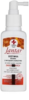Ideepharm Medica Jantar regenerierender Conditioner im Spray für beschädigtes Haar