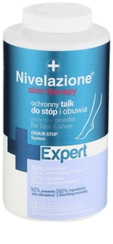 Ideepharm Nivelazione Expert zásyp na nohy a do bot proti zápachu a pocení