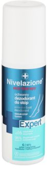Ideepharm Nivelazione Expert освіжаючий дезодорант для ніг
