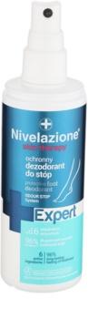 Ideepharm Nivelazione Expert deodorant revigorant pentru picioare