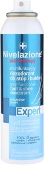 Ideepharm Nivelazione Expert dezodorant v spreji na nohy a do topánok