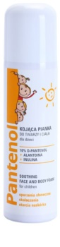 Ideepharm Panthenol Soothing Foam for Baby's Skin