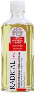 Ideepharm Radical Med Anti Hair Loss concentrat impotriva caderii parului