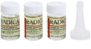 Ideepharm Radical Med Anti Hair Loss pflegendes Serum gegen Haarausfall für Damen