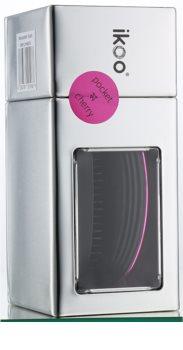 ikoo Metallic Pocket kartáč na vlasy