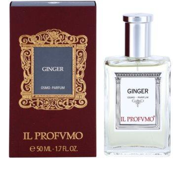 IL PROFVMO Ginger eau de parfum mixte 50 ml