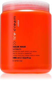 Inebrya Color Mask For Coloured Or Streaked Hair
