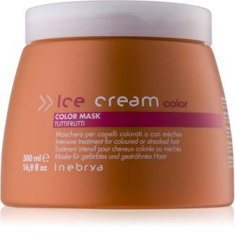 Inebrya Color intenzivní maska pro barvené a melírované vlasy