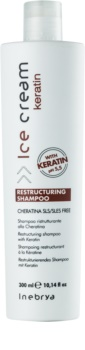 Inebrya Keratin šampon za prestrukturiranje las s keratinom