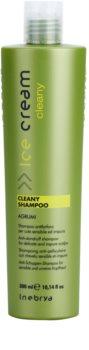 Inebrya Cleany Shampoo gegen Schuppen für empfindliche Kopfhaut