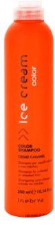 Inebrya Color šampon za barvane lase in lase s prameni
