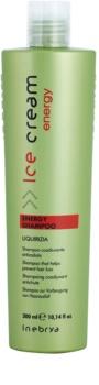 Inebrya Ice Cream Energy szampon przeciw wypadaniu włosów