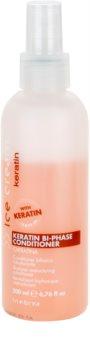 Inebrya Keratin 2-Phasen nicht ausspülbarer Conditioner mit Keratin