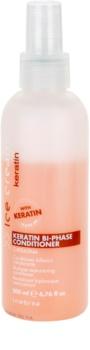 Inebrya Keratin 2fázový bezoplachový kondicionér s keratinem