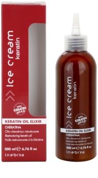 Inebrya Keratin keratinos szerkezetátalakítási olaj