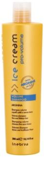 Inebrya Pro-Volume szampon do zwiększenia objętości