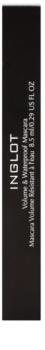 Inglot Basic mascara waterproof pentru extra volum